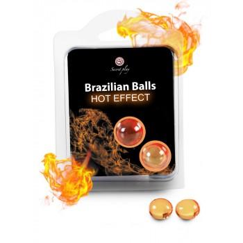 Conjunto 6 Bolas Explosivas Efeito Calor