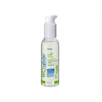 BIOglide lubrificante e oleo massagem 125ml