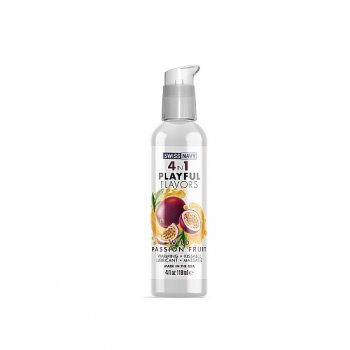 Lubrificante Swiss Navy 4 in 1 Wild Passion Fruit 118 ml
