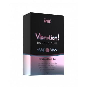 Vibrador Liquido Bubble Gum Intt