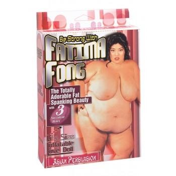 Boneca Insuflável Fatima Fong