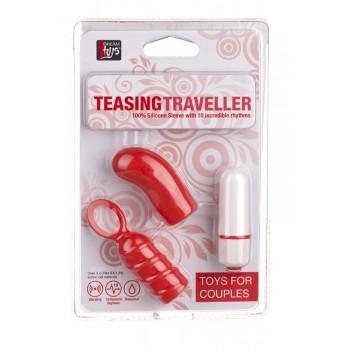 Kit Teasing Traveller