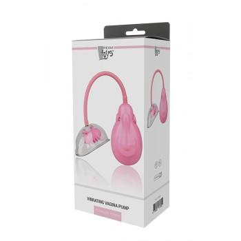 Bomba Vácuo Vagina c/ Vibração Dream toys Rosa