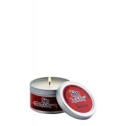 Vela Massagem de Soja Sin in a Tin - FP251780 (Classic Erotica) Drugstore, Massage Candles