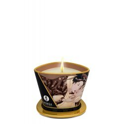 Vela Massagem Chocolate Intoxicante 170ml - FP274509 (Shunga) FarmaSex, Velas Massagem , Drugstore