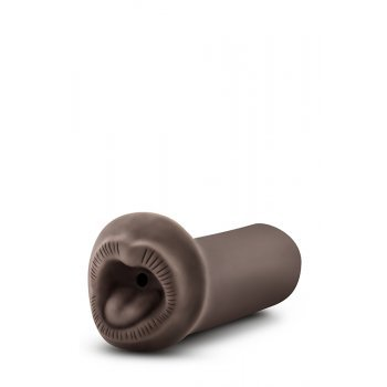Masturbador Boca Hot Chocolate Naughty Nicole Castanho