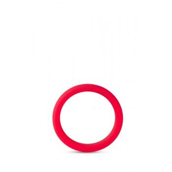Anel Pénis Silicone Performance Go Pro Vermelho