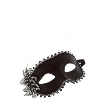 Máscara Venetian Opaca Guilty Pleasure Preto