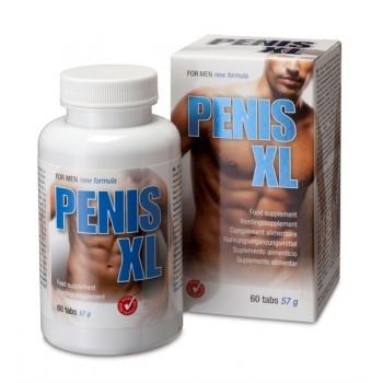 Cápsulas Penis XL; 60 cap.