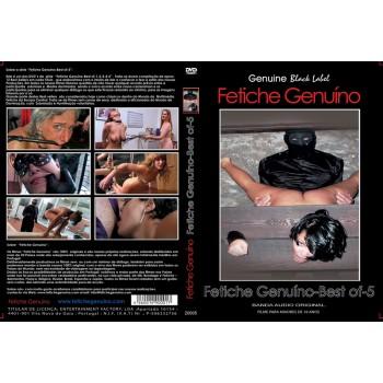 DVD Fetiche Genuíno Best Of 5
