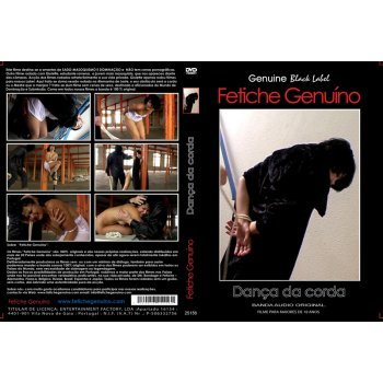 DVD Dança da corda