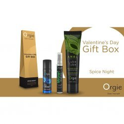 Kit Casal Spice Night Orgie Gift Box