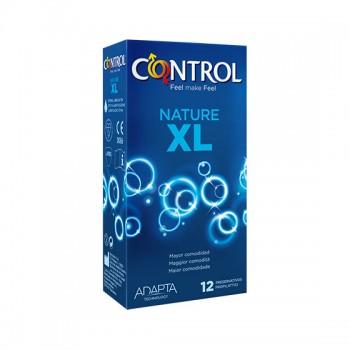 Caixa 12 Preservativos Nature XL Control