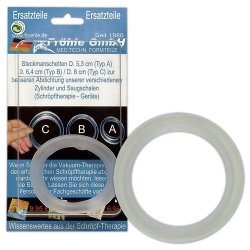 Replacement Sleeve 6.4 cm B - 05124860000 (Orion / Fröhle) Orion, Dildos, Aneis