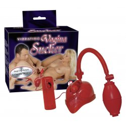 Vib. Vagina Suc. red - 05649150000 (Orion / You2toys) Bombas e Extensores, Sex Toys, Orion