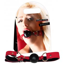 Leather gag S-L