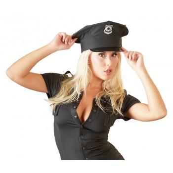 Police cap 57cm